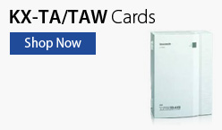 Panasonic BTS KX-TA/TAW Resource Feature Cards