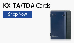 Panasonic BTS KX-TA/TDA Resource Feature Cards