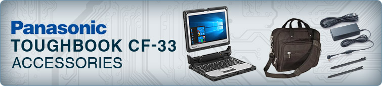 CF-33 Tablet Accessories