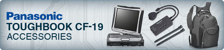 Toughbook CF-19 Accessories
