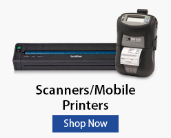 Scanners/Mobile Printers