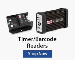 Timer/Barcode Readers