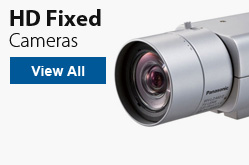 HD Fixed Cameras