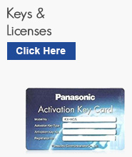 Keys & Licenses