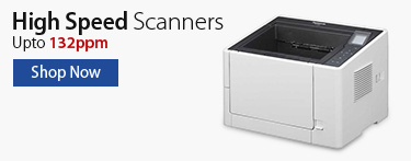 High Speed Scanners