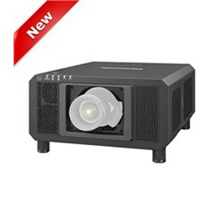 Large Venue Projectors panasonic pt rq13ku