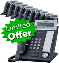 Panasonic KX DT300 Series Corded Phones panasonic kx dt 343