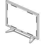 Panasonic BTS TYAR42P12W Anti-Glare Screen Filter