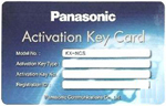 Panasonic KX-NCS3708 8-Channel SIP-Extension Activation Key 11857-6