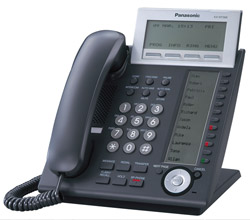 Panasonic IP Corded Phones Panasonic KX NT366 R