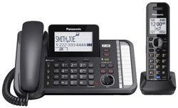 Panasonic 2 Line Phones KX TG9581B
