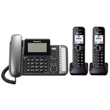 Panasonic 2 Line Phones panasonic kx tg9582b