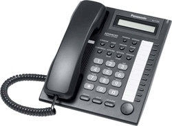 Panasonic Business Corded Phones KX T7730 bann