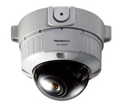 Outdoor Vandal Proof Cameras panasonic wv cw634s