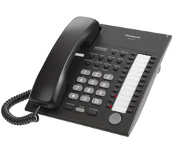 Panasonic Business Corded Phones KX T7720 bann
