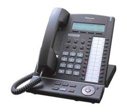 Panasonic KX T7600 Series Corded Phones panasonic kx t 7630b r