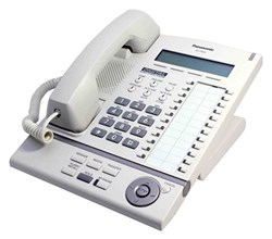 Panasonic KX T7600 Series Corded Phones panasonic kx t7633 r