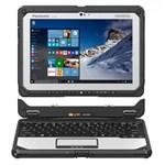 Panasonic BTS CF-20C0198VM 10.1-inch Fully Rugged Detachable Laptop