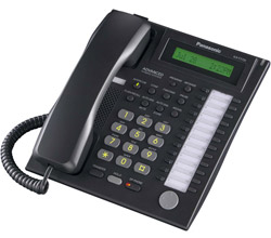 Telephone Systems KX T7731 bann