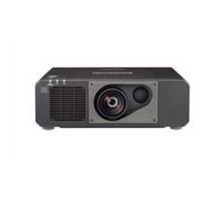 fixed projectors panasonic pt rz575u