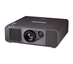 short throw projectors panasonic pt rz575u