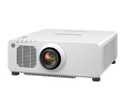 fixed projectors panasonic pt rz770wu