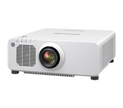 fixed projectors panasonic pt rz660wu