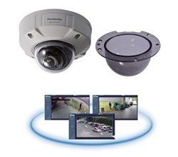 Complete Security Systems  panasonic wv sfv531