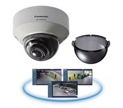Complete Security Systems  panasonic wv sfn310a