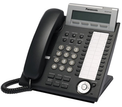 Corded Digital Phones panasonic kx dt343
