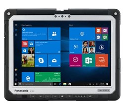 Toughbooks  panasonic bts 12 inch semi rugged laptop