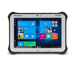 FZ G1 panasonic bts 10.1 inch fully rugged tablet