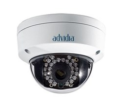 Network IP Cameras Advidia a 14 network dome camera
