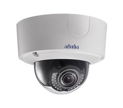 Network IP Cameras advidia outdoor dome camera