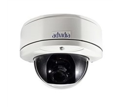 Network IP Cameras advidia fixed dome camera
