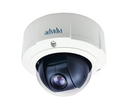 PTZ Cameras advidia b 210 mini ptz network camera