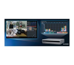 Panasonic  Network Video Recorders NVR panasonic wj nvf20