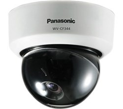 Panasonic Analog Fixed Cameras panasonic wv cf344