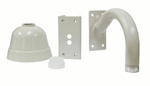 Panasonic BTS PPM484S Outdoor pole mount bracket for WV-CW and WV-SW s