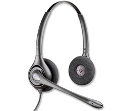 Business Headsets plantronics supraplus hw261n