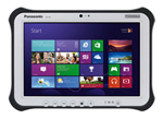 """""""Panasonic FZ-G1AABJXRM Brand New Includes Three Year Warranty, FZ-G1 Technical Features: The Panasonic Toughpad FZ-G1 is a thin and light rugged 10.1-inch Windows tablet, built to enable mission-critical mobile worker productivity without compromise"""