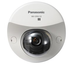 HD Dome Cameras panasonic wv sfn110