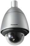"""""""Panasonic WV-SW396A Brand New  The Panasonic WV-SW396A weather-resistant, dome network pan-tilt-zoom (PTZ) camera features mega super dynamic image processing and 36x optical zoom"""