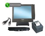 Panasonic BTS JS960WPUR50OS3-NoSoftware-LowProfileDesign (5 Pk) Panaso 82658-5