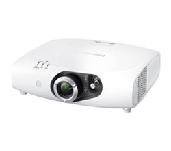fixed projectors panasonic bts pt rw430u