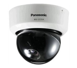 Indoor Dome Cameras panasonic wv cf354 ob