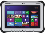"""""""Panasonic BTS FZ-G1AABJFLM Brand New Includes Three Year Warranty, FZ-G1AABJFLM Technical Features: The Panasonic Toughpad FZ-G1AABJFLM is a thin and light rugged 10.1-inch Windows tablet, built to enable mission-critical mobile worker productivity without compromise"""