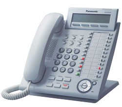 Panasonic IP Corded Phones panasonic bts kx nt343 r