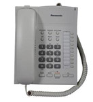"""""""Panasonic KX-TS840W Brand New Includes One Year Warranty, The Panasonic KX-TS840-BTS 1-line corded phone combines flexible features, sturdy construction and a value price"""