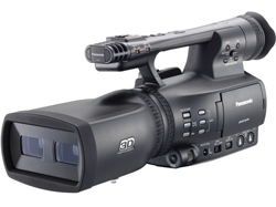 Professional Video panasonic ag 3da1pj